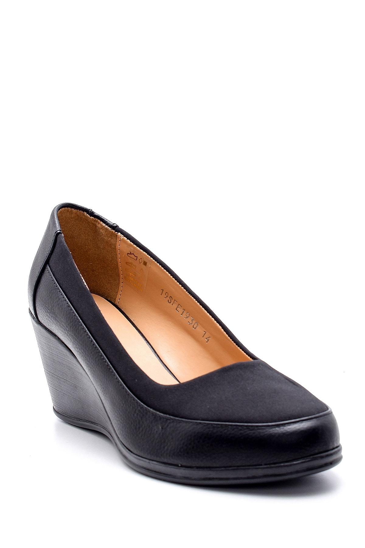 Derimod Kadın Siyah Ayakkabı 2