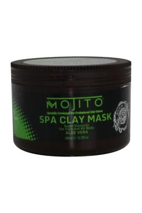 Mojito Spa Clay Mask Aloe Vera 400ml