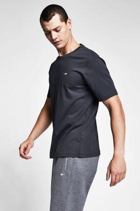 Lescon Erkek Antrasit T-shirt 20s-1202-20b