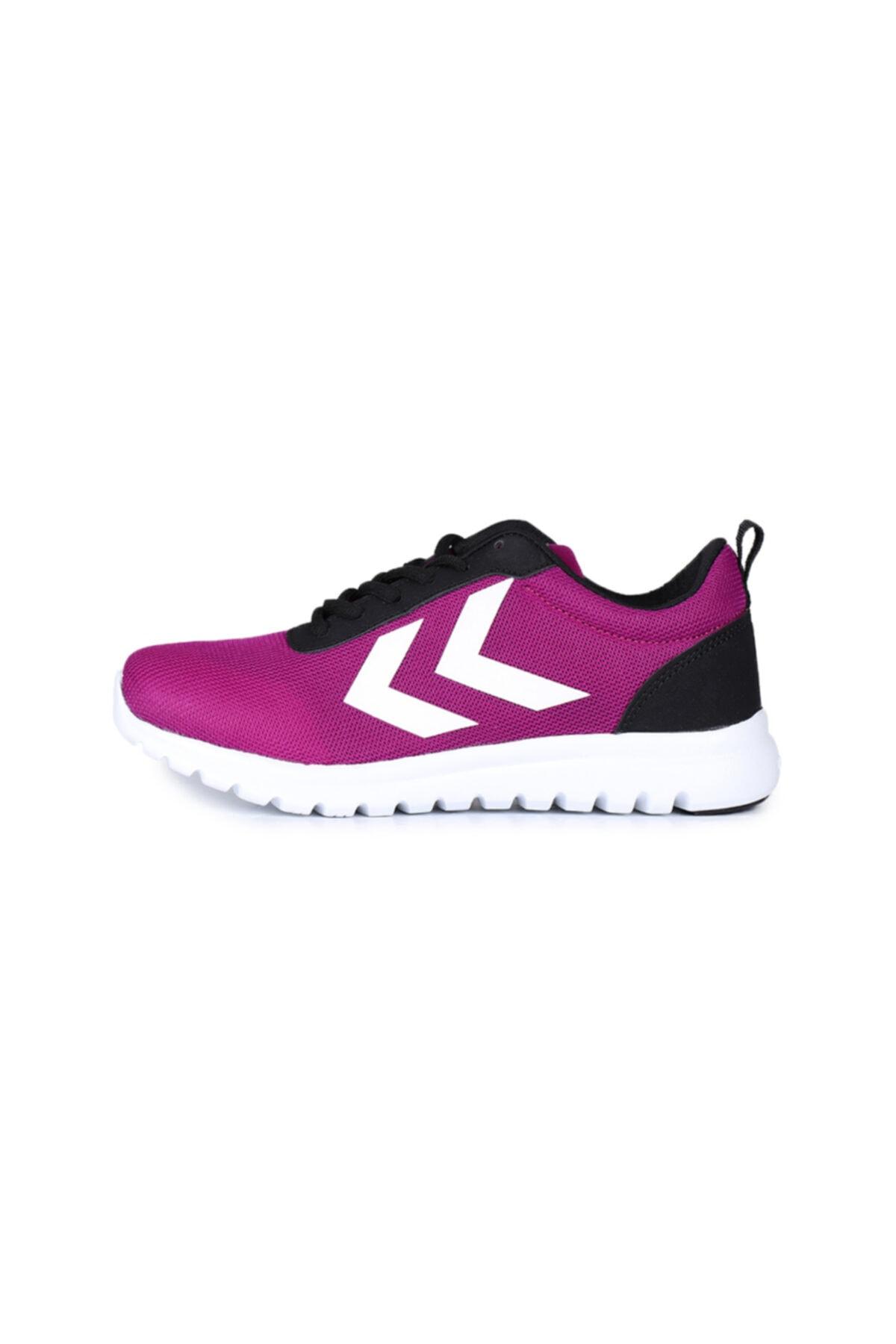 HUMMEL Kadın Mor Koşu & Antrenman Ayakkabısı 2