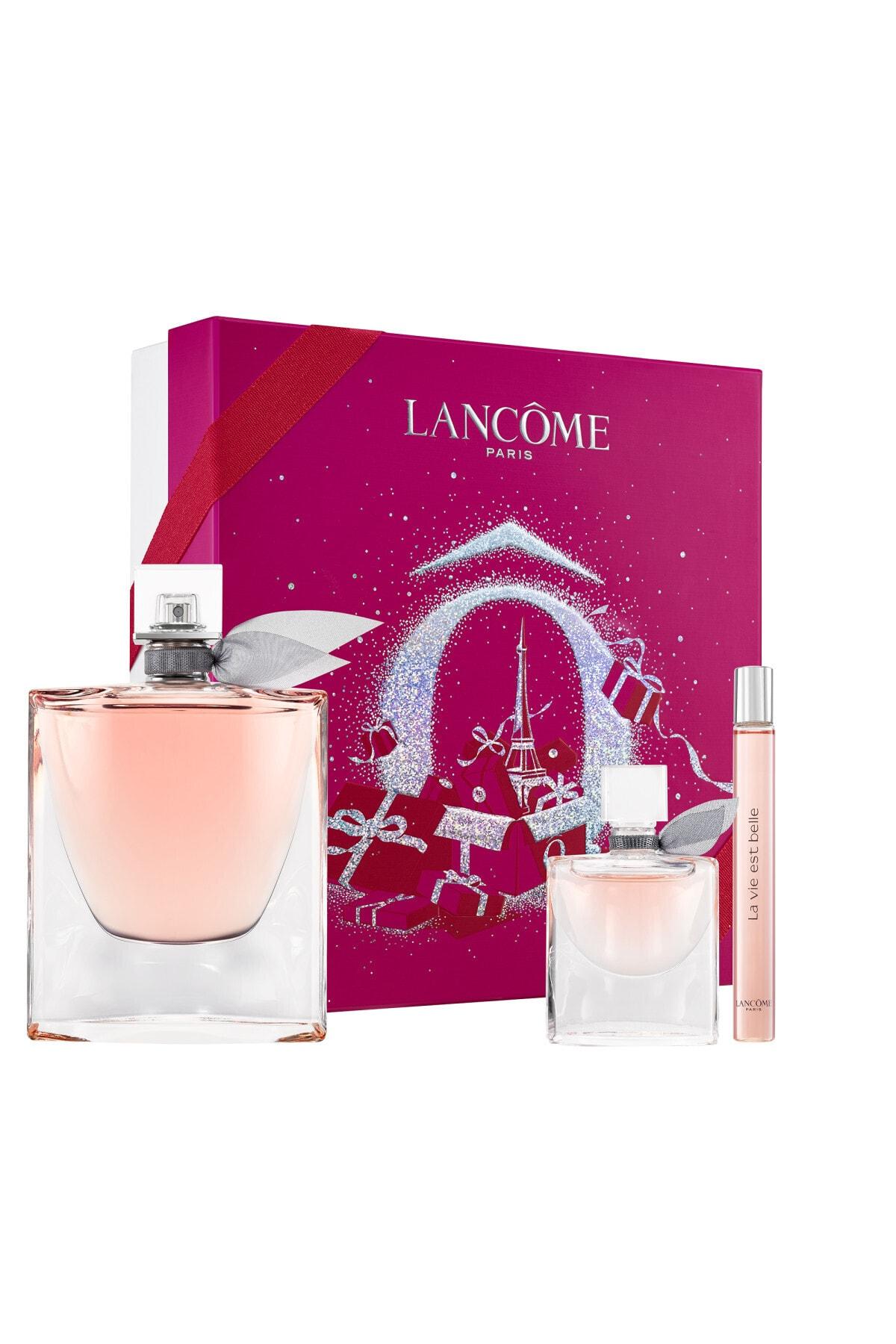 Lancome La Vie Est Belle Edp 100 ml Kadın Parfüm Seti 3614273257459 2