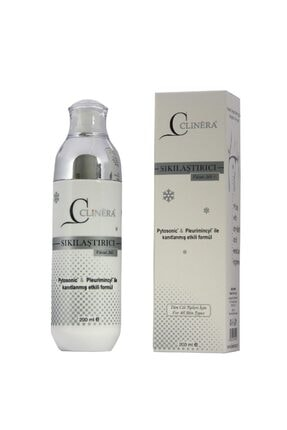 CLİNERA Professional Anti Cellulite Firming Gel Sıkılaştırıcı Vücut Jeli 200 ml