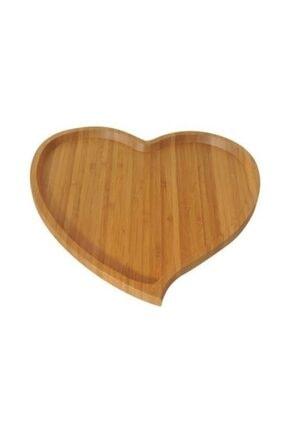 Bambum Amor Kalp Tepsi - Büyük