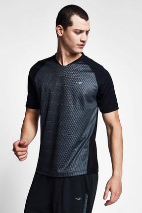 Lescon Erkek Siyah T-shirt 20b-1031