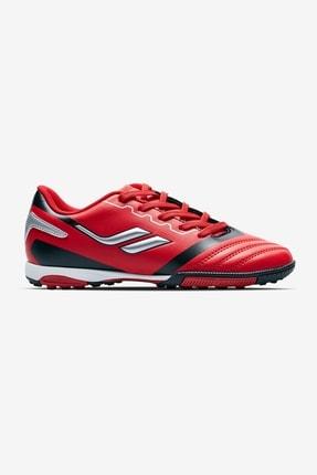 Lescon Çocuk Kırmızı Victory Halı Saha Ayakkabı
