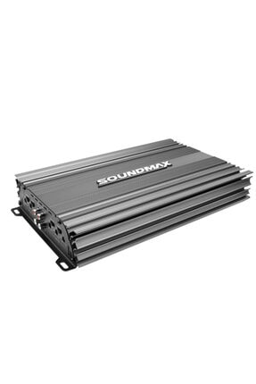 Soundmax Sx-2000.4ab 3000 Watt 4 Kanal Amplifikatör Oto Anfi Xv Sound