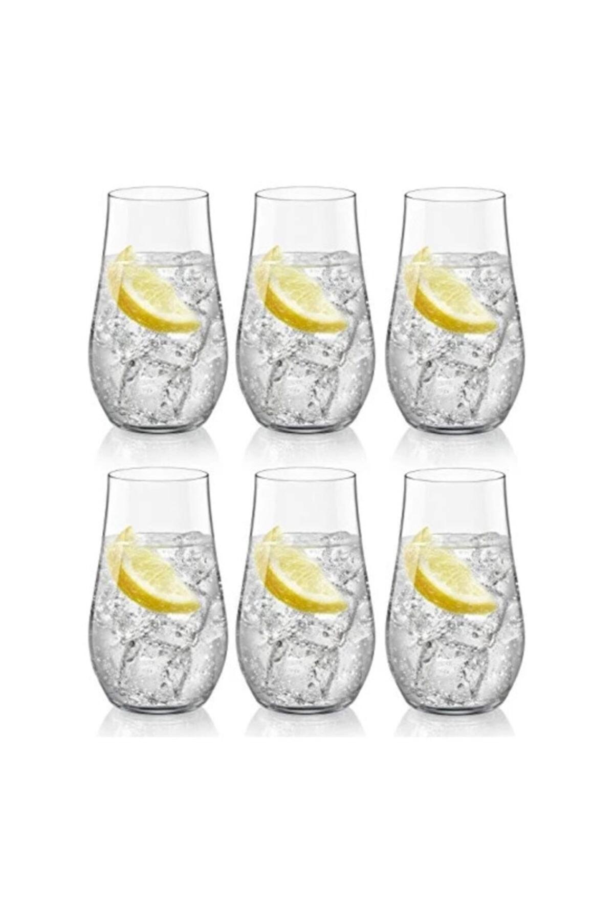 Bormioli Rocco Meşrubat Bardağı 6'lı 1