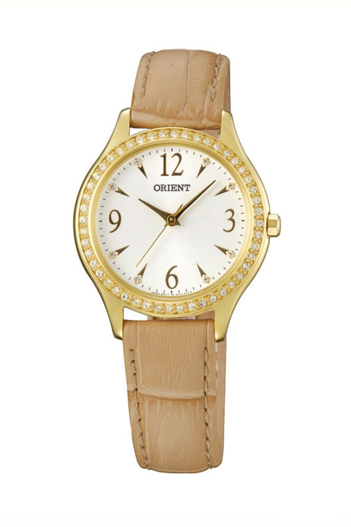 Orient Kadın Saati Fqc10006w0 Kehribar Tesbih 1