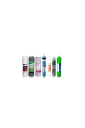 LG Membranlı Aqualine 7 Li Filtre Seti