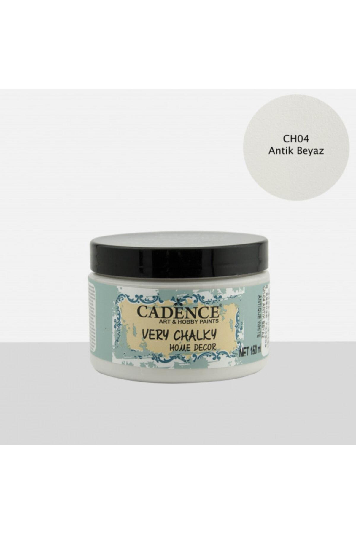 Cadence Very Chalky Home Decor 150 Ml Ch04 Antik Beyaz 1
