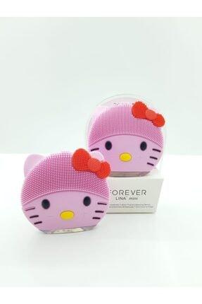 Forever Hello Kitty Resimli Cilt Temizleme Cihazı Ve Masaj Aleti