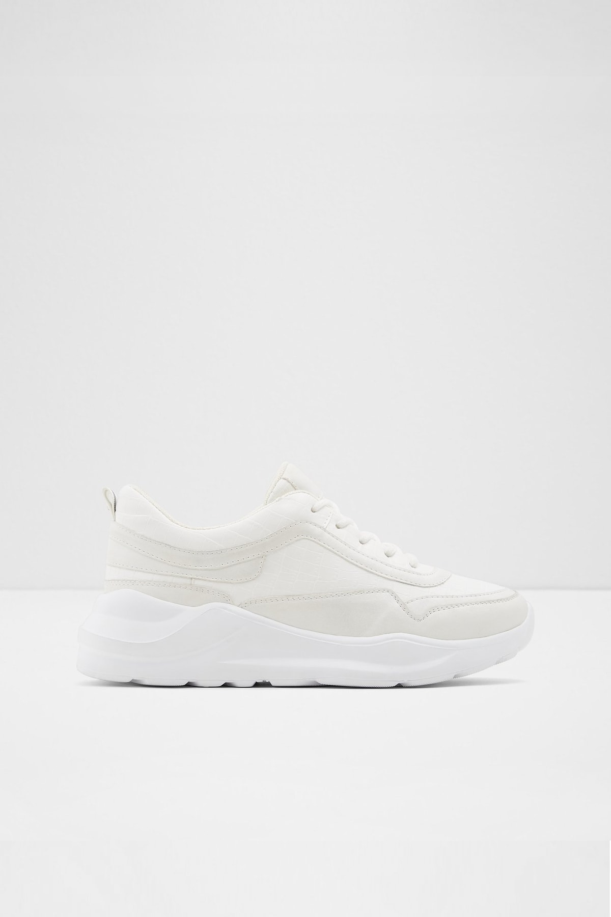 Aldo Kadın Beyaz Bağcıklı Sneaker 1