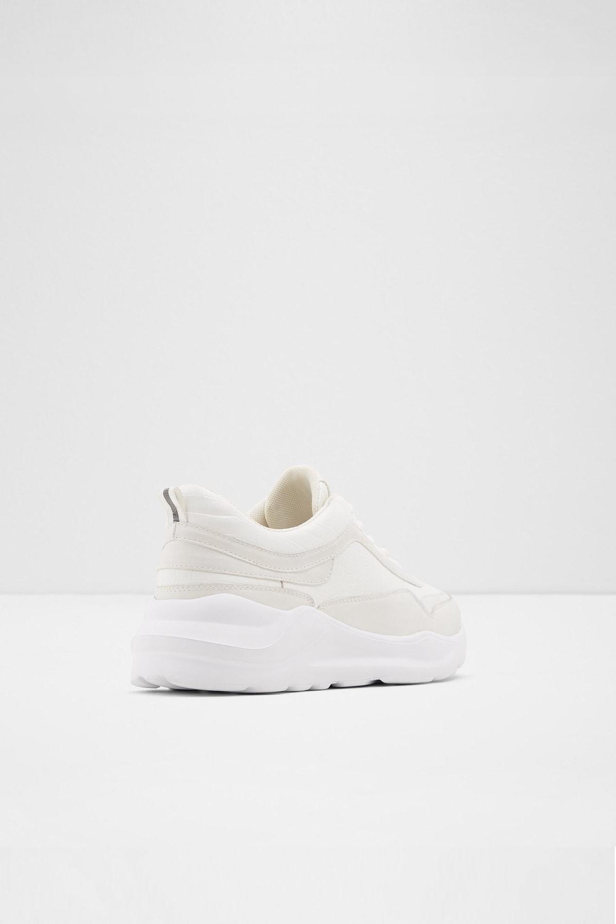 Aldo Kadın Beyaz Bağcıklı Sneaker 2