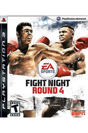 Electronic Arts Fight Night Round 4 Ps3