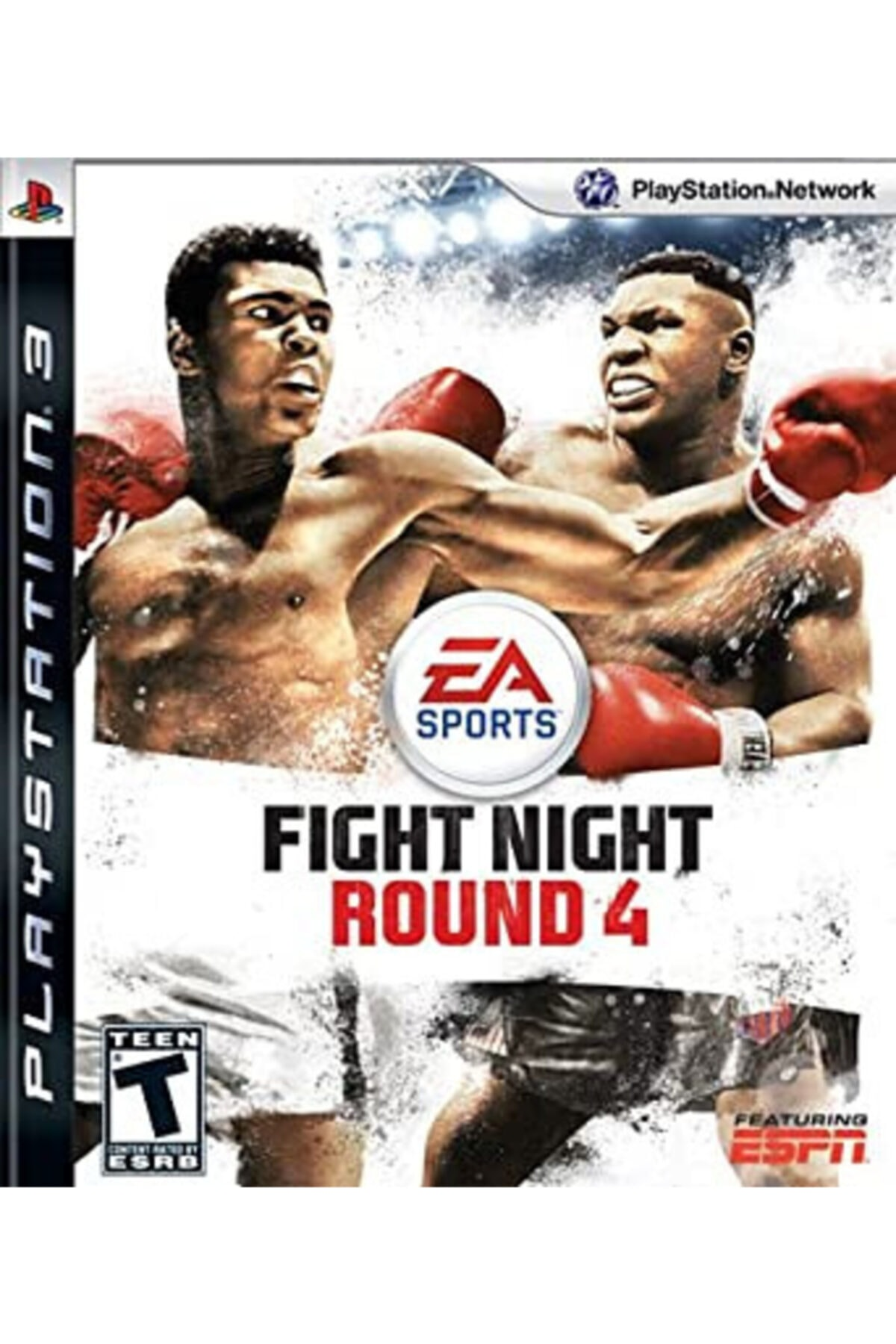 Electronic Arts Fight Night Round 4 Ps3 1
