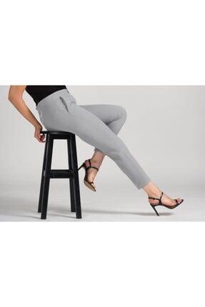 MODAMAİSA Kadın Taş Dar Bilek Pantolon