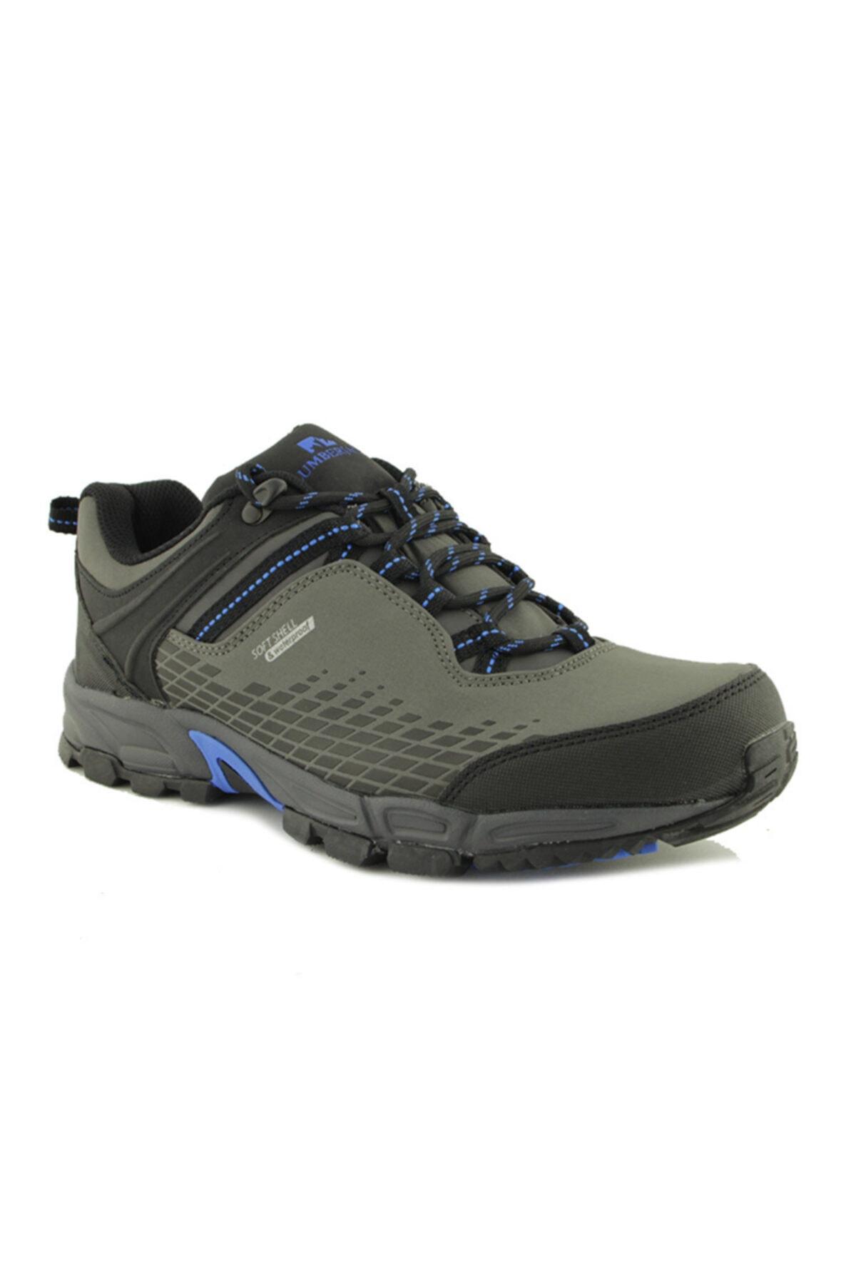 lumberjack Erkek Gri Outdoor Ayakkabı 7W FLAKE,KAH 1