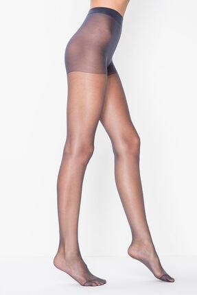 Penti Kadın Lacivert Fit 15 Denye Parlak Külotlu Çorap