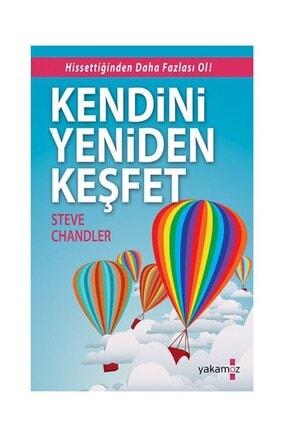 Yakamoz Yayınları Steve Chandler-Kendini Yeniden Keşfet