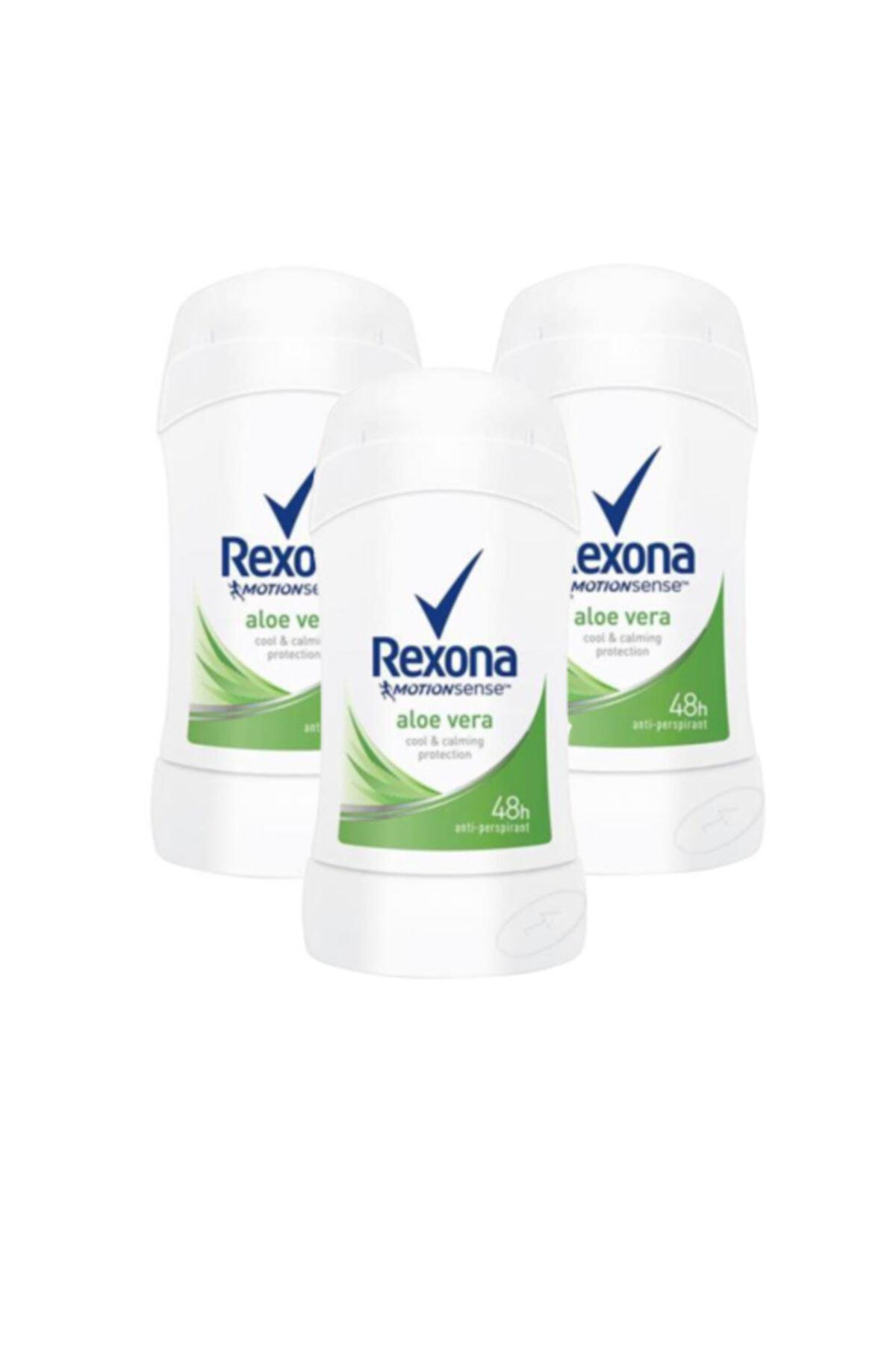 Rexona Aleo Vera Stick X 3 1