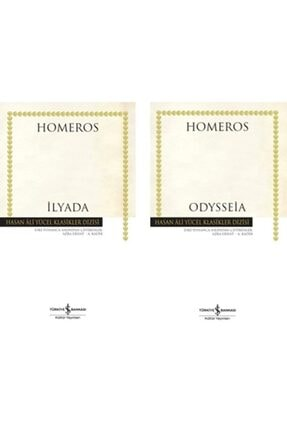 İş Bankası Kültür Yayınları Ilyada / Odysseia 2 Kitap Set