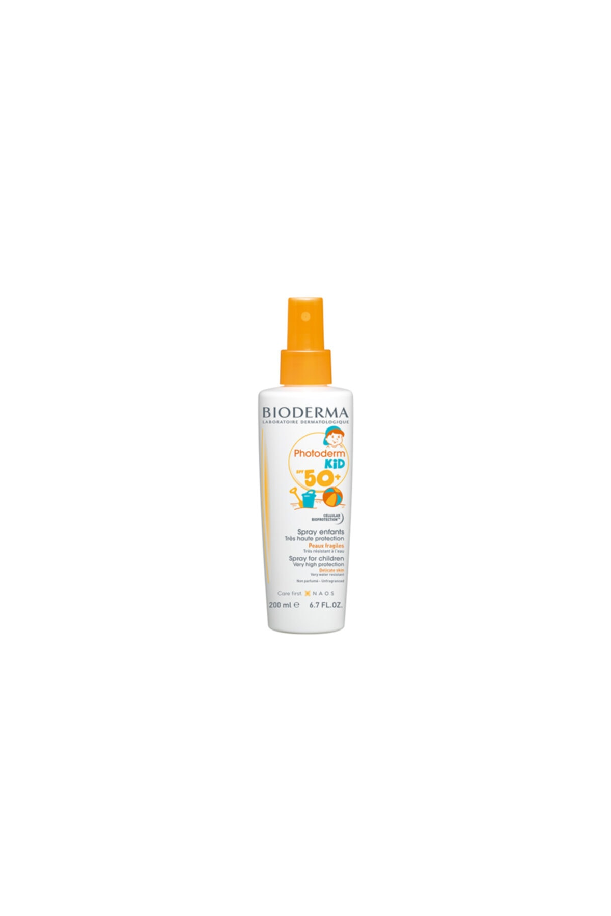 Bioderma Photoderm Kıd Spray Spf 50+ 200 ml 1