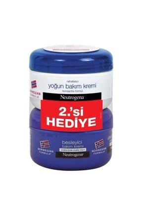 Neutrogena Yoğun Ve Besleyici Bakım Kremi 200ml 1 Alana 1 Bedava
