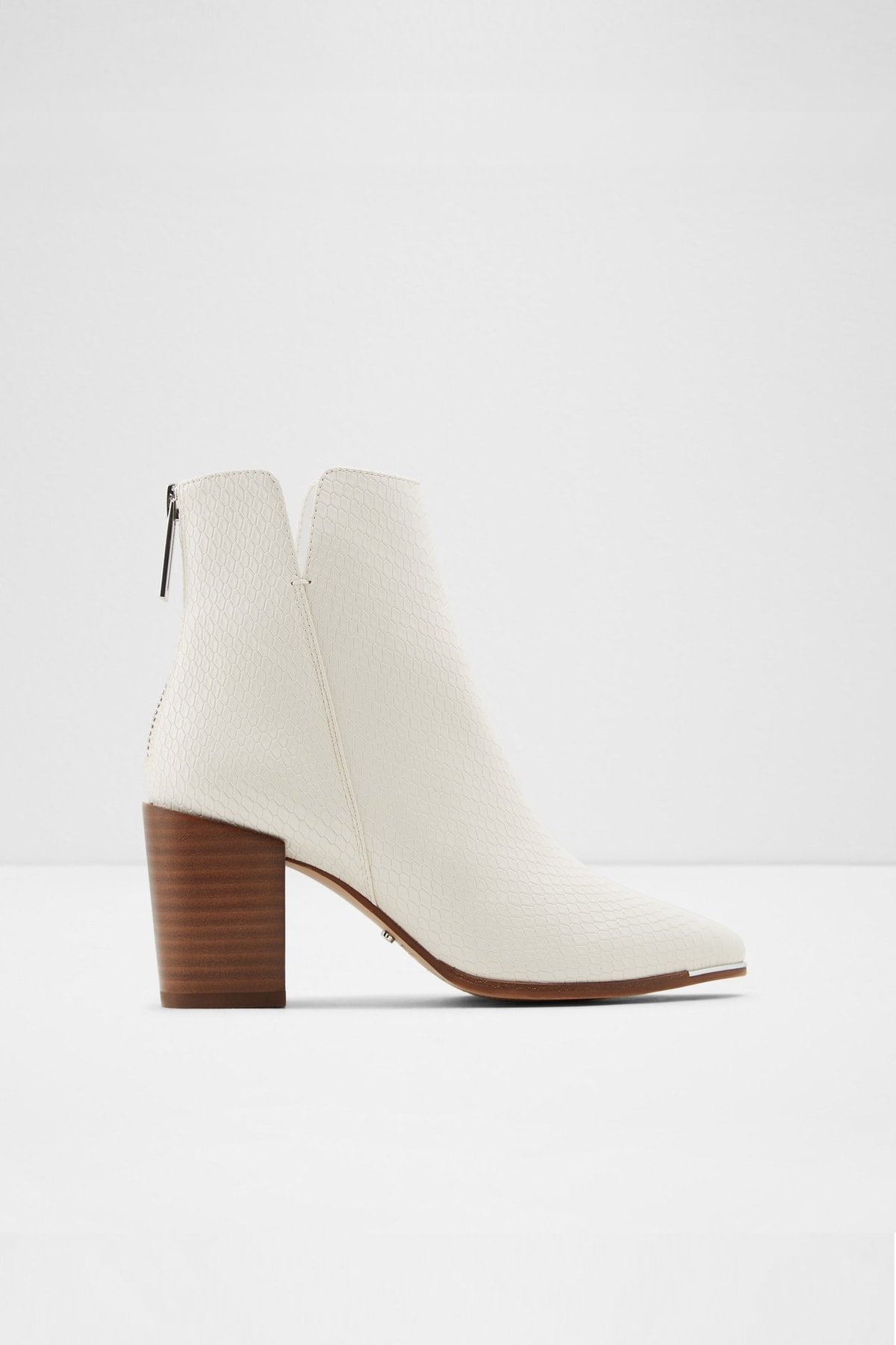 Aldo Janeeceflex - Beyaz Kadın Bot & Bootie 1
