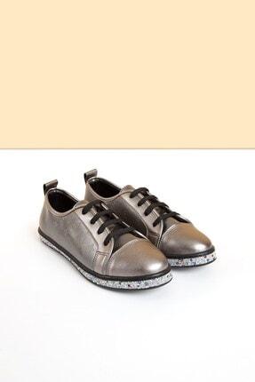 Pierre Cardin PC-50616 Platin Kadın Ayakkabı
