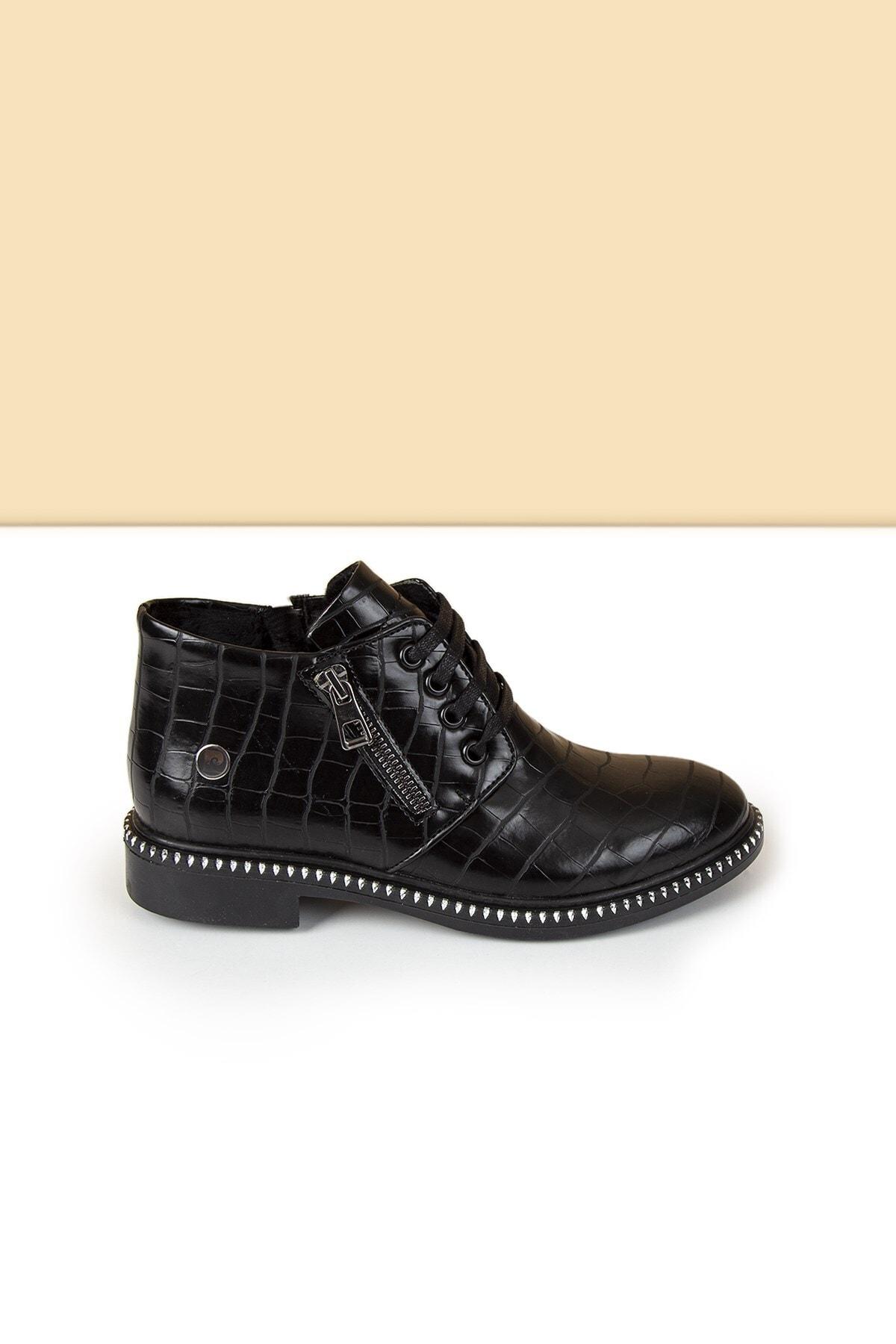 Pierre Cardin Pc-50421 - 3441-739 - Siyah Krokodil 2