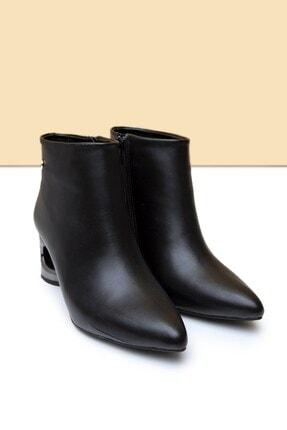 Pierre Cardin PC-50644 Siyah Kadın Ayakkabı