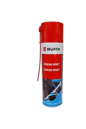 Würth Silikon Sprey 500 Ml. Made In Germany