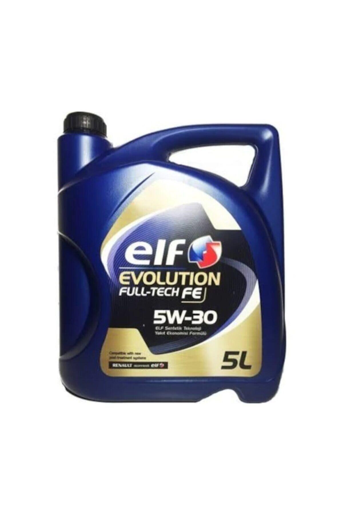 ELF Evolution Full-tech Fe 5w-30 5 Lt Partiküllü-ürt: 2020 1