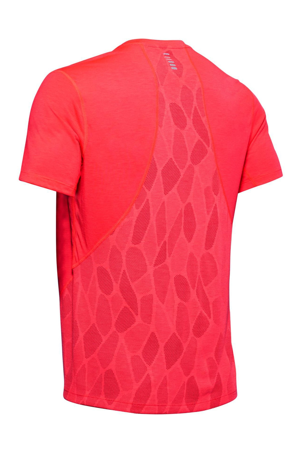 Under Armour Erkek Spor T-Shirt - M Ua Streaker 2.0 Shift Crew - 1350096-628 2