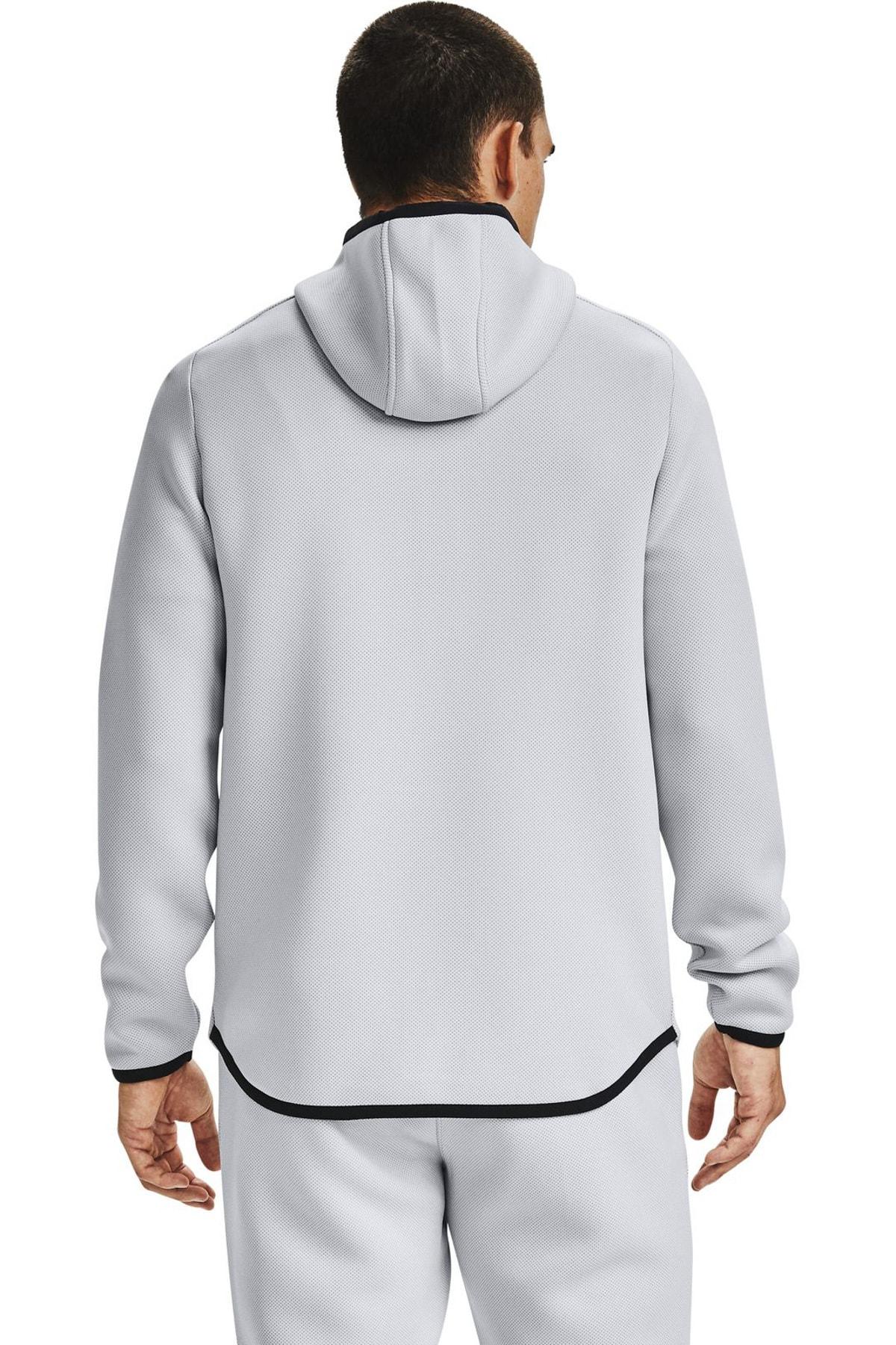 Under Armour Erkek Spor Sweatshirt - Ua /Move 1/2 Hoodie - 1354977-014 2