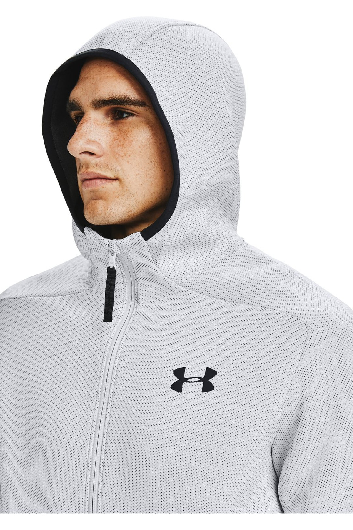 Under Armour Erkek Spor Sweatshirt - Ua /Move 1/2 Hoodie - 1354977-014 1