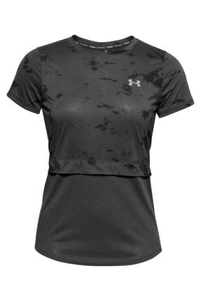 Under Armour Kadın Spor T-Shirt - Ua Streaker 2.0 Inverse Ss - 1356222-010