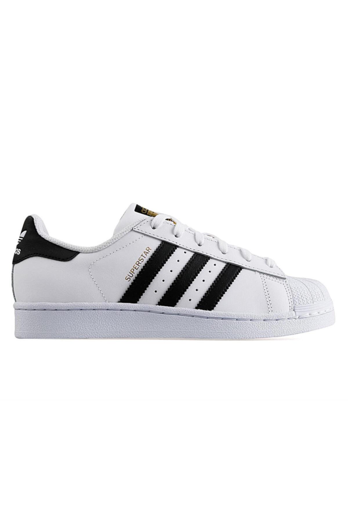 adidas Superstar Orginals Erkek Spor Ayakkabı 2