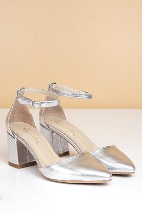 Pierre Cardin PC-50175 Gümüş Kadın Ayakkabı