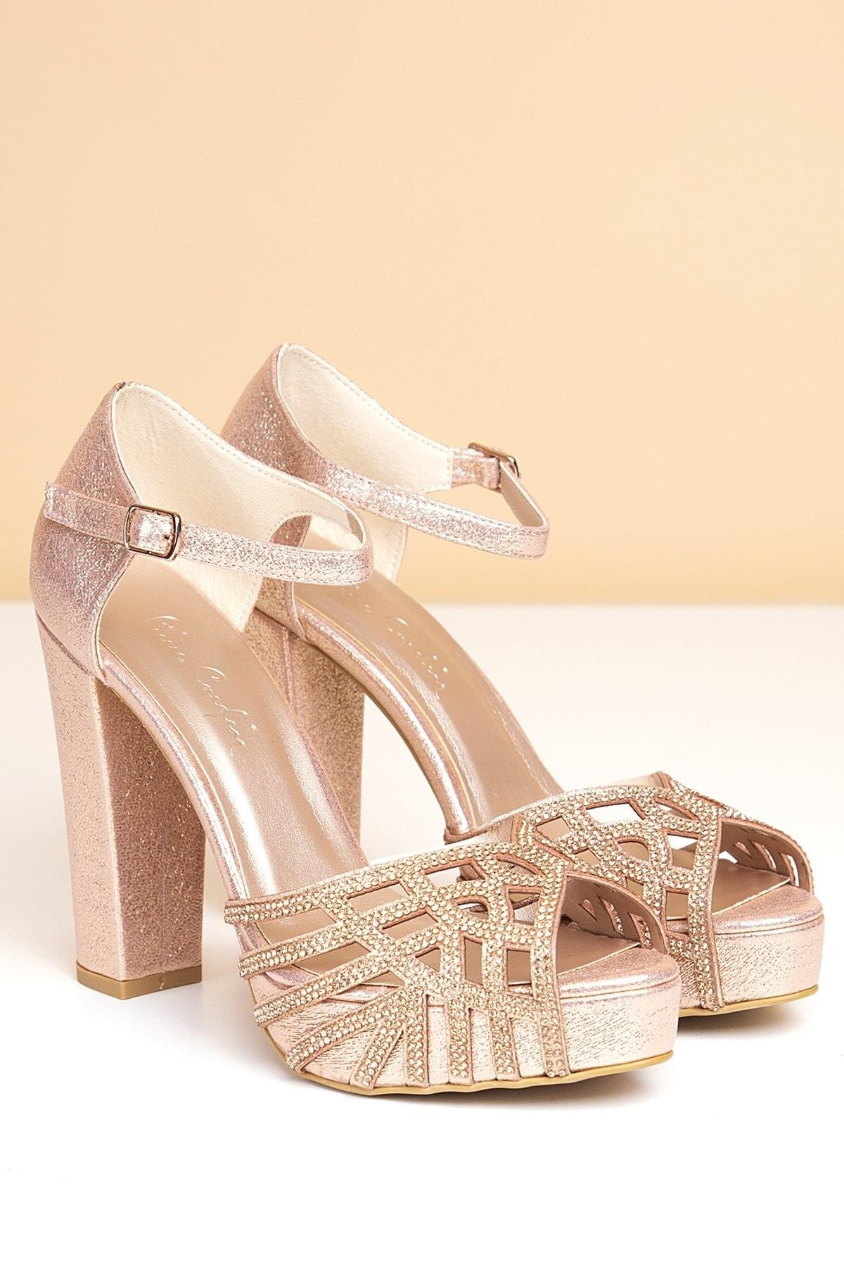 Pierre Cardin Pc-50013 Rose Kadın Ayakkabı 1