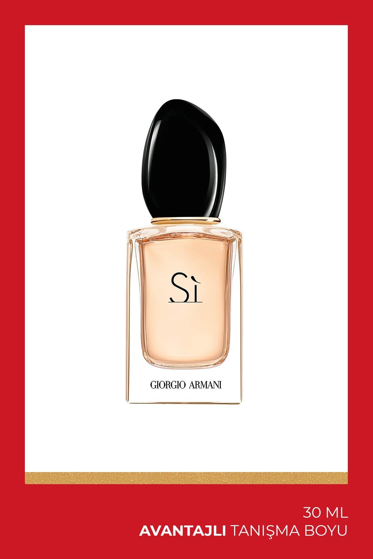 Giorgio Armani Si Edp 30 ml Kadın Parfüm 3605521816511 1