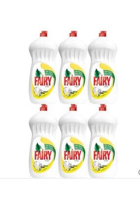 Fairy Limon Kokulu Sıvı Bulaşık Deterjanı 6 X 1350 Ml