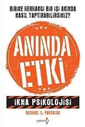 Yakamoz Yayınları Mıchael V. Pantolon-Anında Etki 9786053844365