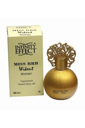 INFINITY Miss Brb Wikent Edt 100 ml Kadın Parfüm 332454