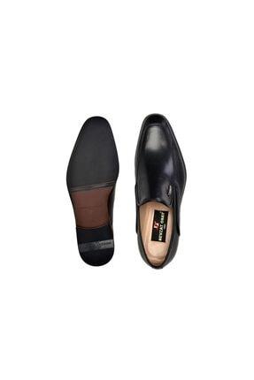 Nevzat Onay Hakiki Deri Siyah Günlük Loafer Neolit Erkek Ayakkabı -11155-