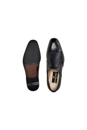 Nevzat Onay Hakiki Deri Siyah Günlük Loafer Neolit Erkek Ayakkabı -11349-