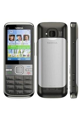 Nokia C5 Tuşlu Telefon Simbiyan