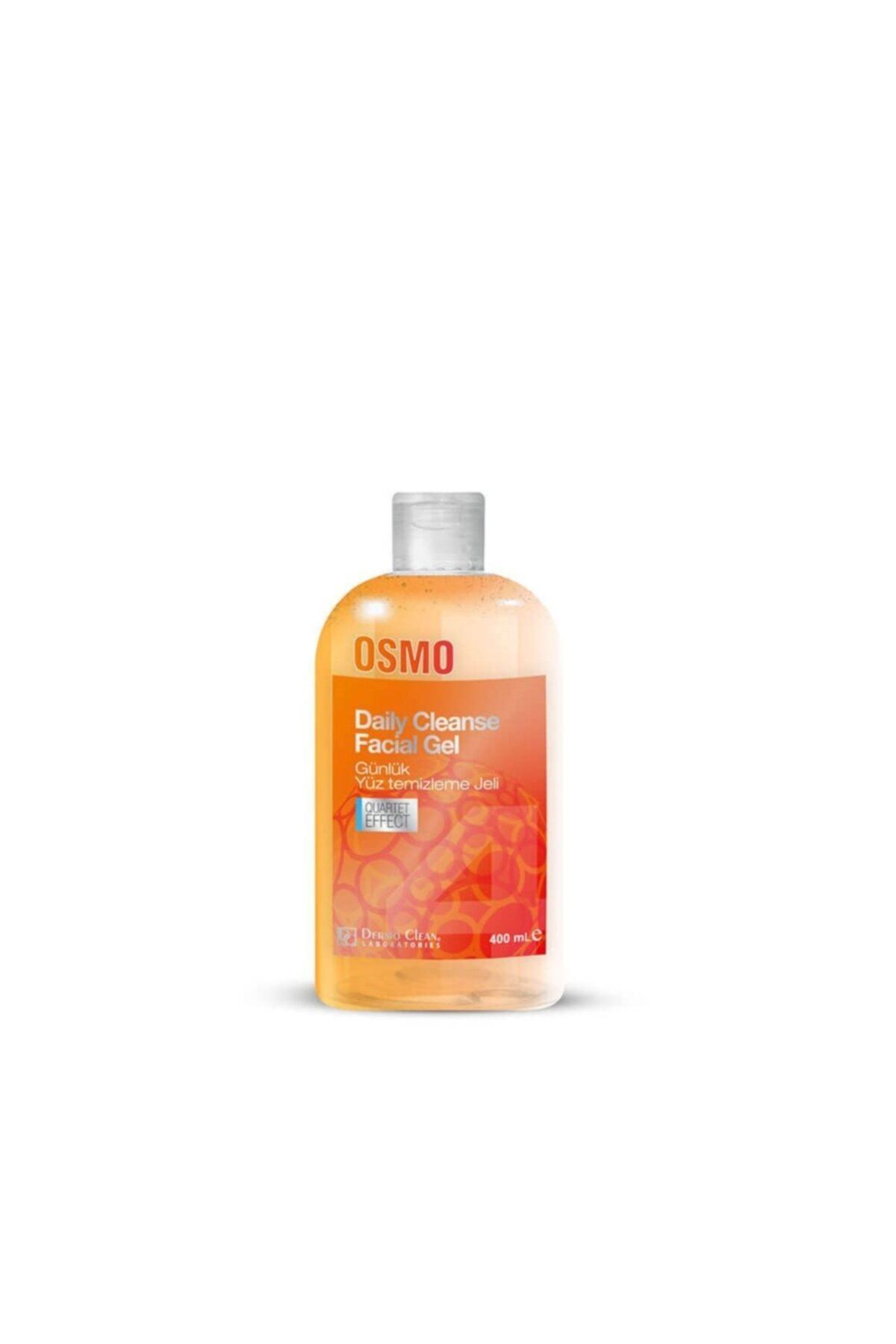 Osmo Daily Cleanse Facial Gel Günlük Yüz Temizleme Jeli 2