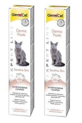 Gimcat Derma 2 Adet Paste Deri Tüy Sağlığı Kedi Macunu 50 Gr Arda022
