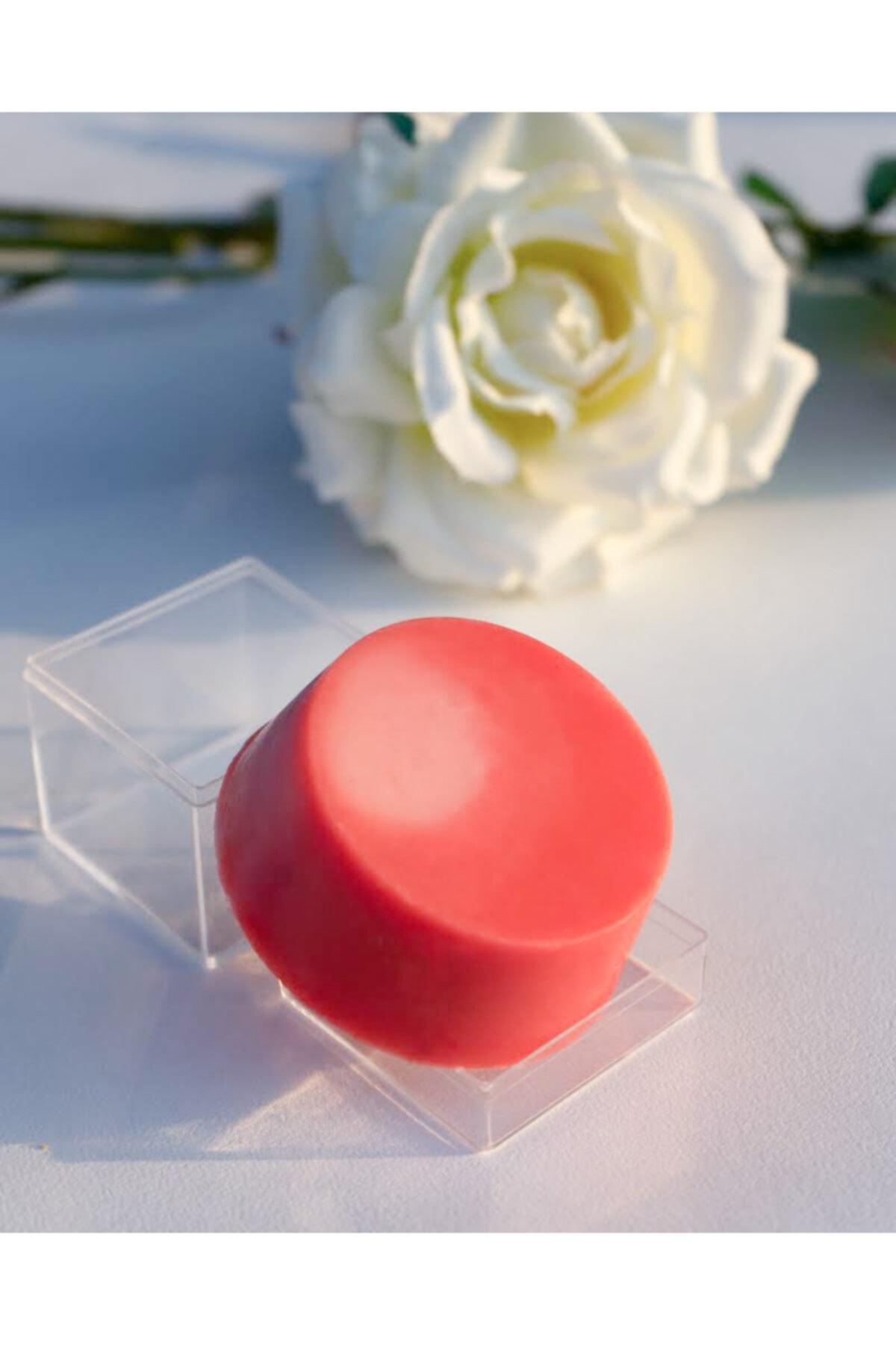 Soapy Co Ruby Wild Rose Besleyici Yüz Sabunu - Hassas Ve Kuru Ciltler - Vegan Sabun 2